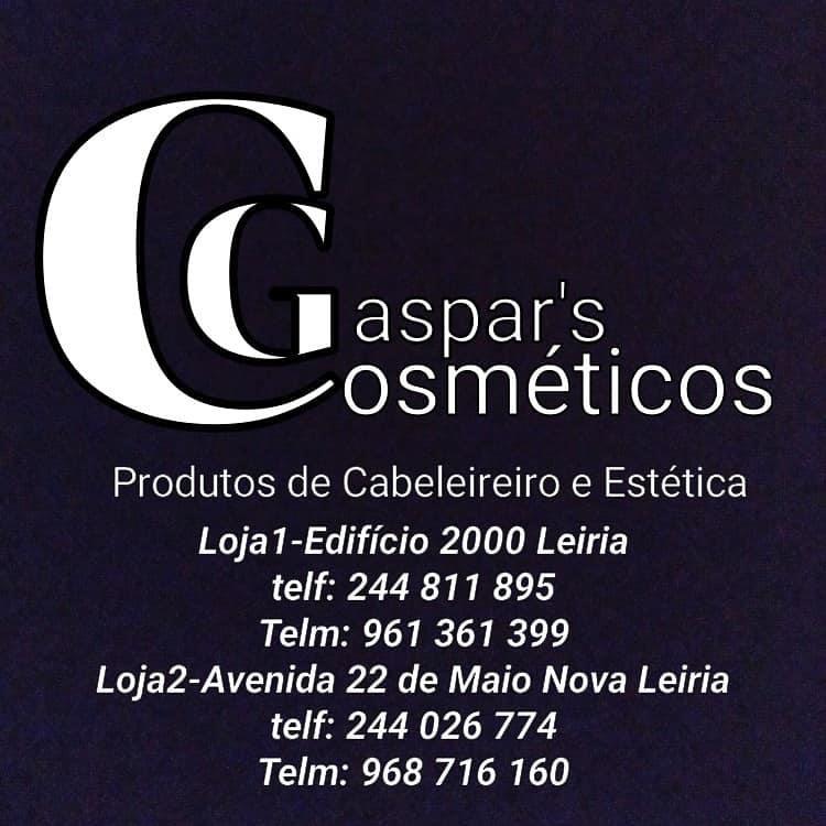 Logo Gaspar's Cosméticos - Loja 1